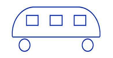 Προς ποιά κατεύθυνση πηγαίνει το λεωφορείο; Προς τα αριστερά η προς τα δεξιά;