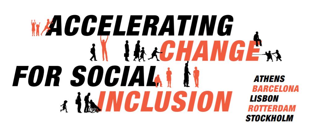 Εκδήλωση του δήμου Αθηναίων: Επιτάχυνση αλλαγών για την κοινωνική συνοχή.