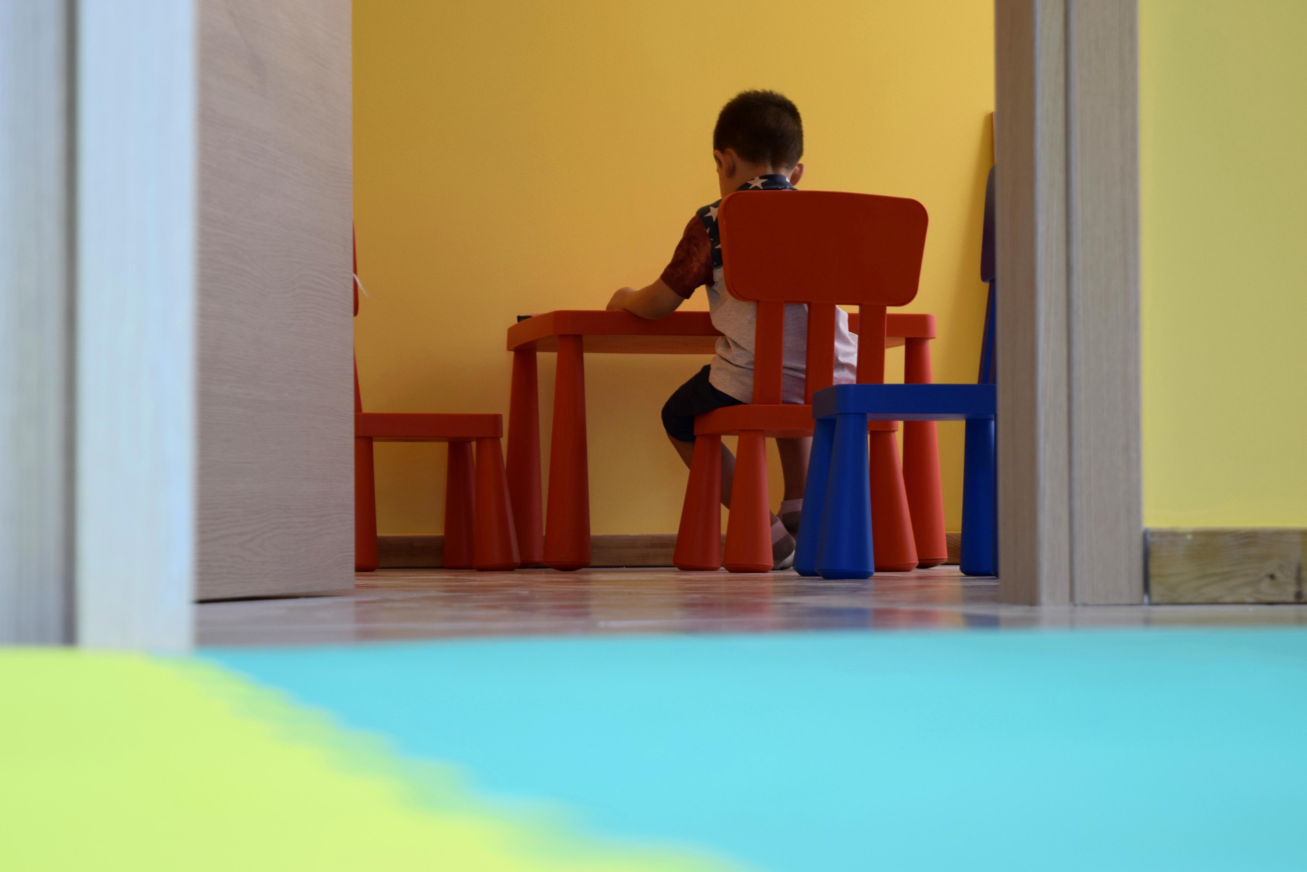 Φωτογραφία από το Κέντρο ΛΟΓΩ-ΕΡΓΩ στην Καλλίπολη Πειραιά, Οδηγό υπηρεσιών ΠΡΟΝΟΗΣΕ.