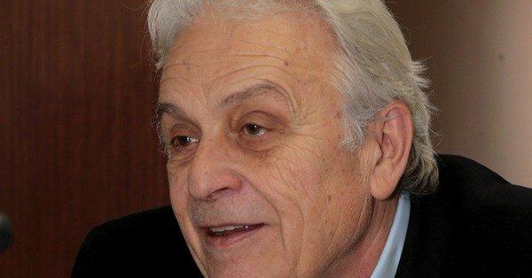 Ο Διοικητής του Οργανισμού Προνοιακών Επιδομάτων και Κοινωνικής Αλληλεγγύης, κ. Στυλιανός Πλιάκης..