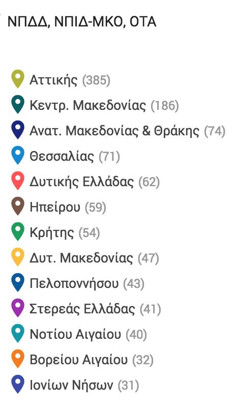 Χάρτης υπηρεσιών για μαθητές με ειδικές εκπαιδευτικές ανάγκες και άτομα με αναπηρία (ΑμεΑ) από το NOESI.gr.