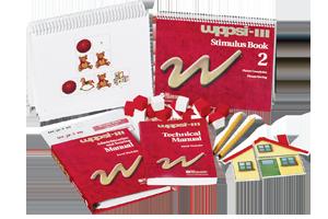 WPPSI: Κλίμακα Νοημοσύνης Προσχολικής και Πρώτη Σχολικής Ηλικίας του Wechsler.