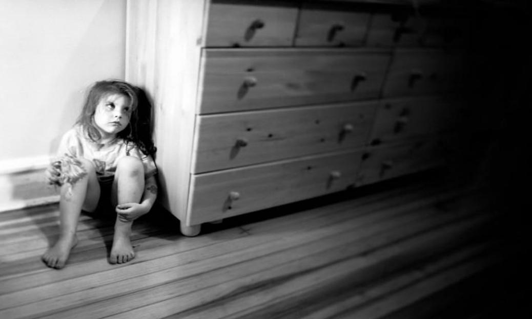 Σεξουαλική Κακοποίηση Παιδιών: Αυτό είναι το καλύτερο μας μυστικό.
