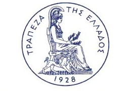 Λογότυπο ΤΡΑΠΕΖΑ ΤΗΣ ΕΛΛΑΔΟΣ.