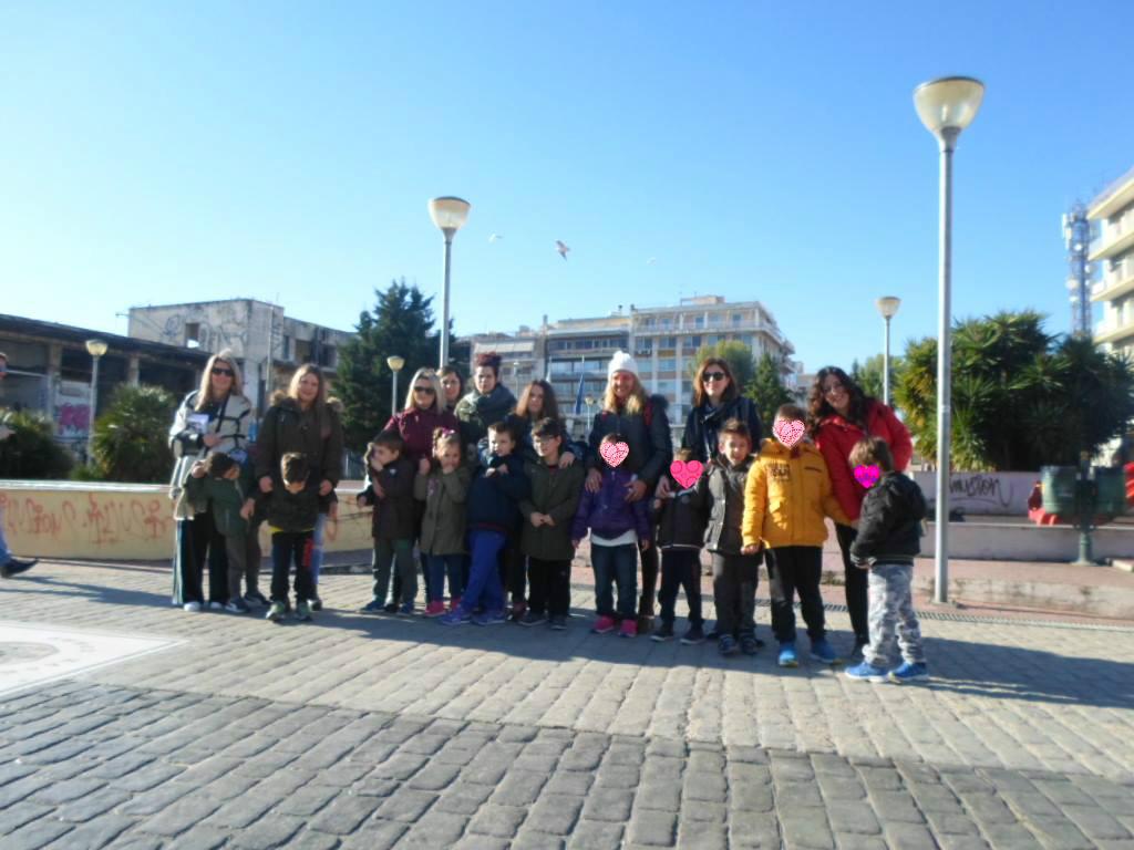 Δράση Ειδικού Νηπιαγωγείου Χαλκίδας για την Παγκόσμια Ημέρα Συνδρόμου Angelman (15/02) στις 14 Φεβρουαρίου 2018.